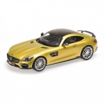 Brabus 600  GT S 2016 (gold) 1:18 107032522