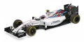 Williams Martini Racing Mercedes FW38 1:18 1171600