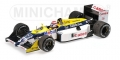 Williams Honda FW11B #6 Nelson 1:18 117870006