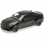 BMW M2 Coupe 2016 (black metallic) 1:18 155026100
