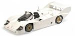 Porsche 956 K Plain Body Version 1982 (white) 1:18
