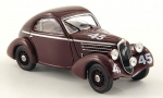 Fiat 508 Balilla Berlinetta No.45 Mill 1:43 158452