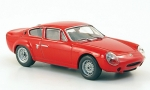 Abarth Simca 2000 GT Red 1963 1:43 172682
