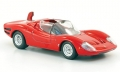 Abarth OT 1600 red 1966 1:43 172684