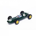 Lotus 24 #3 Jim Clark Winner 1:18 18S230