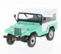 Jeep CJ-5 1963 (light green/white) 1:43 216291