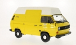 VW T3a Box wagon high roof  DBP - Germa 1:18 30022