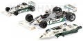 Williams Ford FW07C #1 Alan Jones 1:43 400810001