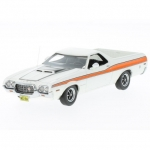 Ford Ranchero GT 1972 Orange 1:43 44856