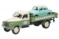 Hanomag L28 Pick-up with Goggomobil 1:43 450293800