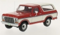 Ford Bronco 1978 (red/white) 1:43 46910