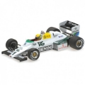 Williams FW 08C Ford Ayrton Senna  1:43 540834301