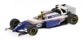 Williams Renault FW16 #2 Ayrton 1:43 547940202