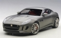 Jaguar F-Type R Coupe 2015 (matt grey) 1:18 73654