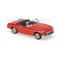 MGB Cabriolet 1962 (red) 1:43 940131030