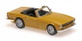 Triumph TR6 1968-1976 (orange) 1:43 940132571