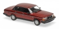 Volvo 240 GL 1986 (dark red metallic) 1:43 9401714