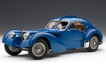 Bugatti 57SC Atlantic 1938 (blue/metal  1:18 70943
