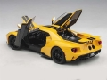 Ford GT 2017 triple yellow with black s 1:18 72944