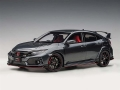 Honda CIVIC Type R (FK 8) Polished Meta 1:18 73265