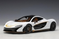 McLaren P1 2013 Alaskan Diamond White C 1:18 76064