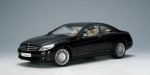 Mercedes Benz CL-Klasse Coupe black 1:18 76165