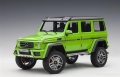 Mercedes Benz G500 4X4 2 2016 Alien gre 1:18 76315