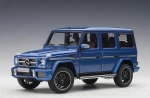 Mercedes Benz AMG G63 2017 50th Anniver 1:18 76324