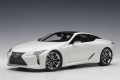 Lexus LC500 2016 Metallic White Rose Dar1:18 78872