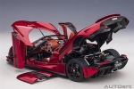Koenigsegg Regera 2016 Candy Red 1:18 79026