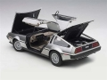 De Lorean DMC-12 1981 Satin Finish 1:18 79916