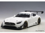 Mercedes Benz AMG GT3 2015 White  1:18 81531