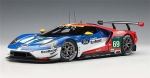 Ford GT #69 Ryan Briscoe - Richard West 1:18 81612