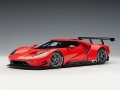Ford GT LeMans Plain Body Version red 1:18 81811