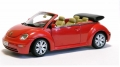 VW New Beetle Cabrio Red 1:18 825924108