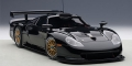 Porsche 911 GT1 1997 Plain Body Black  1:18 89770