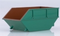 Scrap container BNU-8 green 1:43 100144KIT