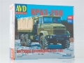 KRAZ-260 flatbed truck later version  1:43 1347AVD