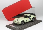 Ferrari 250 GTO  Le Mans 1962 by In 1:18 BBR1809DA