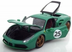 Ferrari 488 GTB The Green Jewel  1:18 18-76101