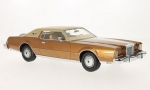 Lincoln Continental Mark IV Luxus meta 1:18 BOS244