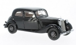 Mercedes Benz 170V Black 1939 1:18 BOS346