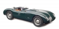 Jaguar C-Type 1952-1953 British Racing g 1:18 M191