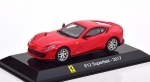 Ferrari 812 Superfast 2017 Red 1:43 COLL006