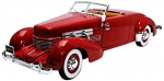 Cord 812 convertible 1937  road & tra 1:18 AMM1014