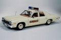 Dodge Police Car 1975 Illinois Hwy Pa 1:18 AMM1019