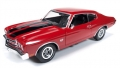 Chevrolet Chevelle 1970  SS Cranberry 1:18 AMM1082