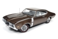 Oldsmobile 442 1968  in Cinnamon Bron 1:18 AMM1084