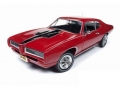Pontiac GTO Royal Bobcat 1968  red/bl 1:18 AMM1153