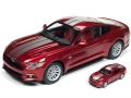 Mustang GT 1:18 with 1:64 Version Red 1:18 AW245